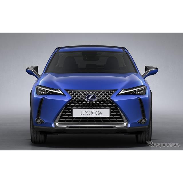 レクサスは11月25日、ブランド初の市販EVの『UX300e』(Lexus UX 300e)をインドネシアで発売した。東南ア...