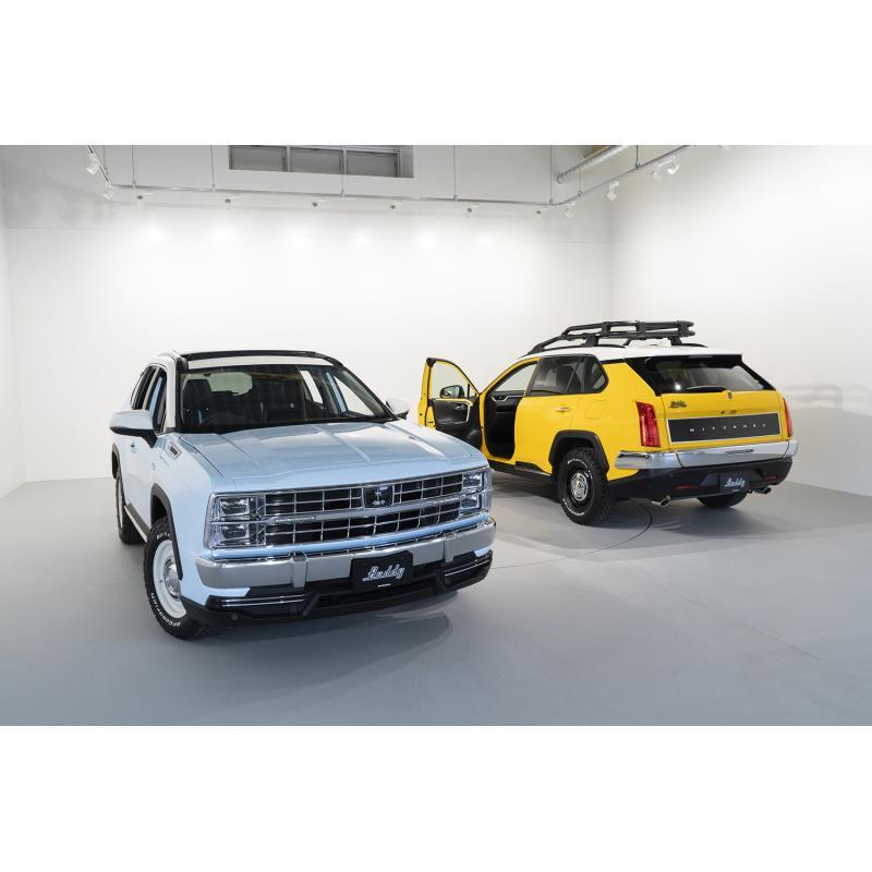 光岡自動車は2020年12月7日、新型SUV「Buddy(バディ)」の増産決定を発表した。  同車は同年11月26日に...