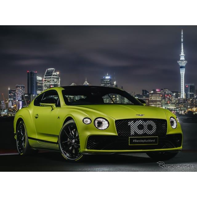 ベントレーは12月3日、『パイクスピーク・コンチネンタルGT』(Bentley Pikes Peak Continental GT)の納車...