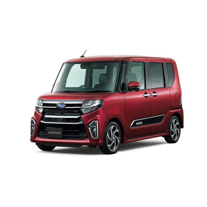 スバルは2020年12月8日、軽乗用車「シフォン」の一部改良モデルを発表した。  シフォンは、広い車内空間...