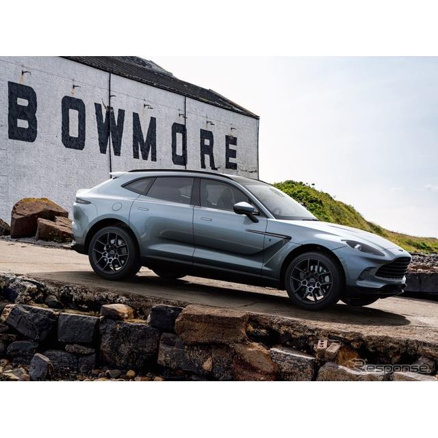 アストンマーティン(Aston Martin)は12月7日、SUVの『DBX』に「ボウモアエディション」を設定し、世界限...