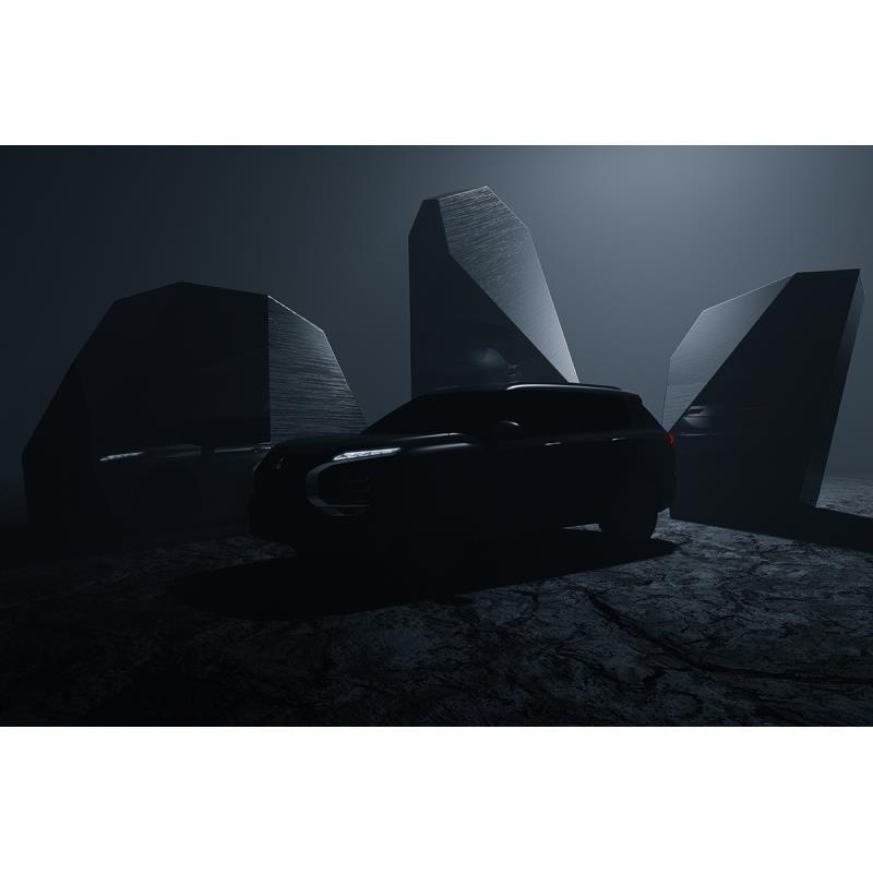 三菱自動車は2020年12月10日、クロスオーバーSUV「アウトランダー」の新型を2021年2月にお披露目すると発表...