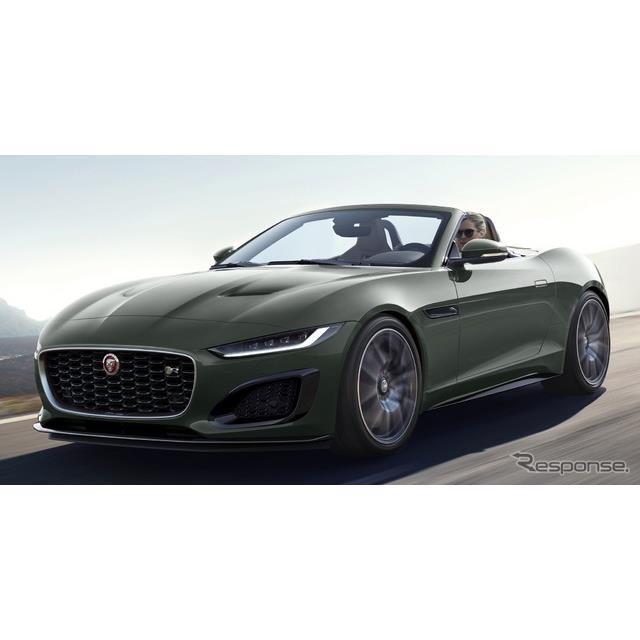 ジャガーカーズ(Jaguar Cars)は12月9日、名車『Eタイプ』が2021年に誕生60周年を迎えることを記念して、...