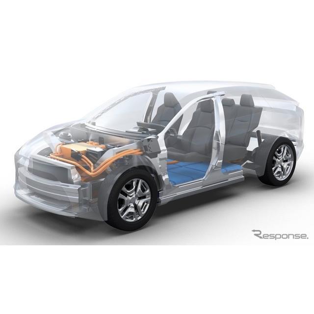 SUBARU(スバル)の欧州子会社のスバルヨーロッパは12月14日、スバルが欧州市場において、新型EVの発売を準...
