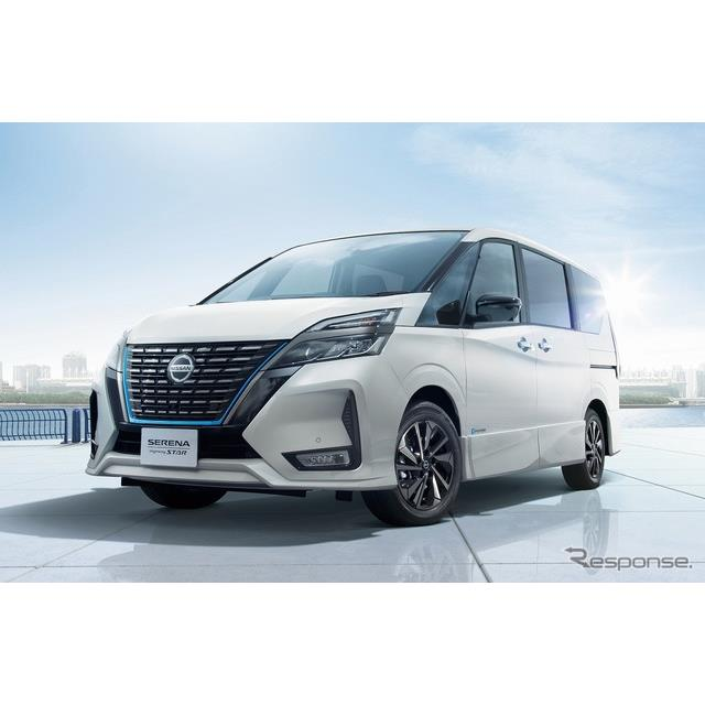 日産自動車は、『セレナ』、『デイズ』、『ルークス』に、特別仕様車「アーバンクロム」を追加し、2021年1...