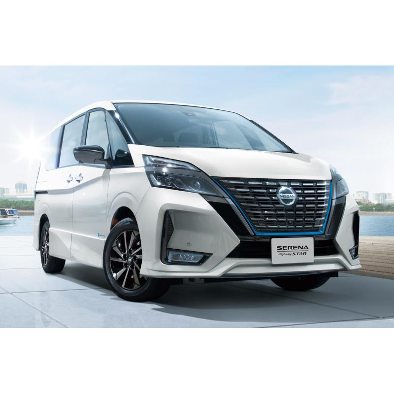 日産自動車は2020年12月17日、「セレナ」「デイズ」「ルークス」に特別仕様車「アーバンクロム」を設定し、...