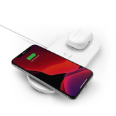 BOOST↑CHARGE 15W デュアルワイヤレス充電パッド