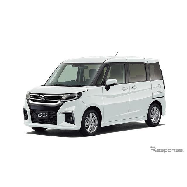 三菱自動車は、コンパクトミニバン『デリカD:2』をフルモデルチェンジし、12月24日より販売を開始した。 ...