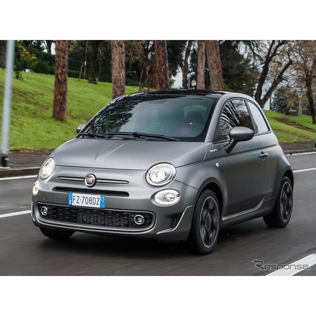 フィアットは1月7日、『500』(Fiat 500)の2021年モデルを欧州で発表した。フィアット500に関しては、EVパ...