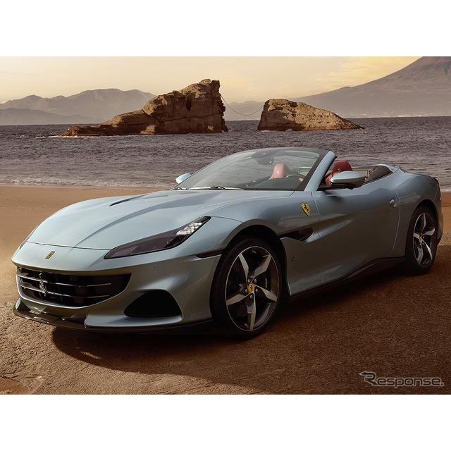 フェラーリジャパンは1月14日、2ドアクーペカブリオレ『ポルトフィーノ』の大幅改良モデル『ポルトフィーノ...