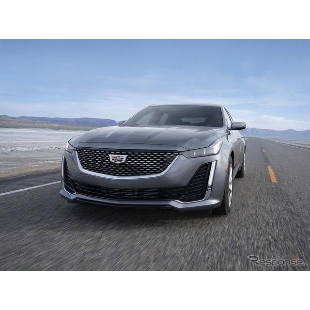 ゼネラルモーターズ・ジャパン(GMジャパン)は、キャデラックの新型ミドルセダン『CT5』を日本市場に導入...