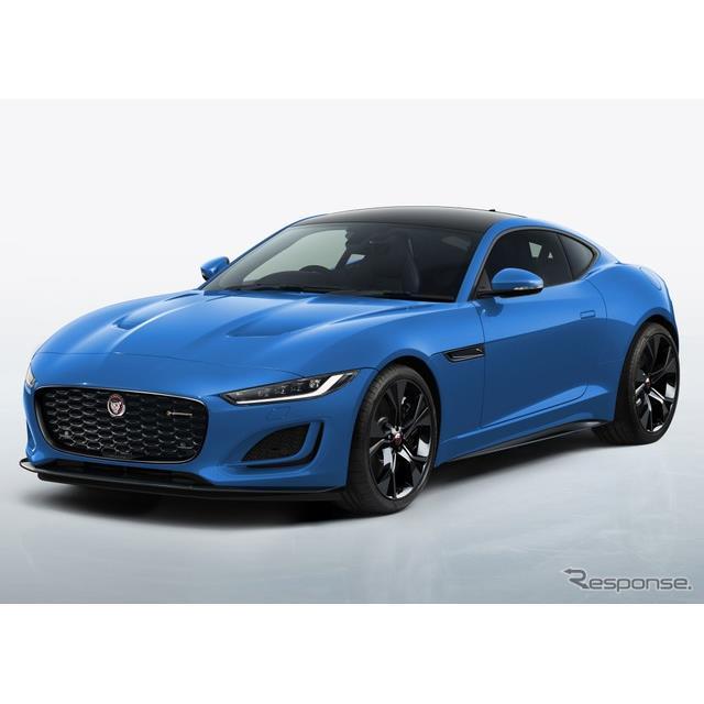 ジャガーカーズは1月18日、ジャガー『Fタイプ』(Jaguar F-TYPE)の「ランスエディション」を英国本国で発...