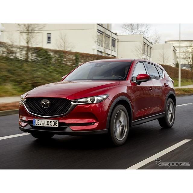 マツダの欧州部門は1月25日、『CX-5』(Mazda CX-5)の2021年モデルを欧州市場で発売した、と発表した。 ...