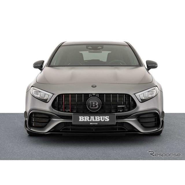 ブラバスは1月26日、ブラバス『B45』(BRABUS B45)を欧州で発表した。  同車は、新型メルセデスベンツ『...