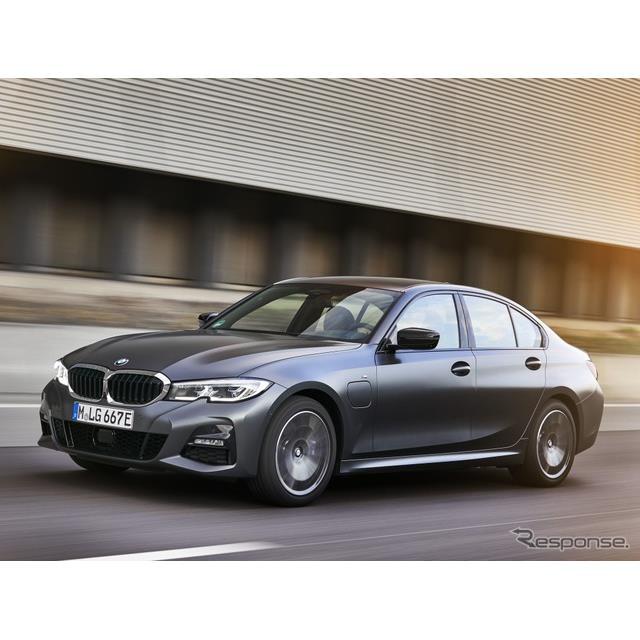 BMWは1月27日、欧州向け『3シリーズ』(BMW 3 Series)のプラグインハイブリッド車(PHV)のラインナップを...