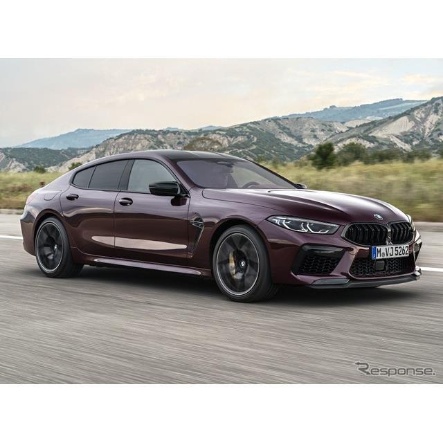 BMWは1月27日、2021年春から欧州で、一部「M」モデルの装備をアップデートすると発表した。  ◆M8にMカー...