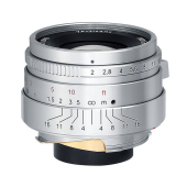 「7Artisans 35mm F2 Limited Silver ステンレスシルバー」