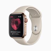 日本国内で「Apple Watch」の心電図アプリが利用可能に