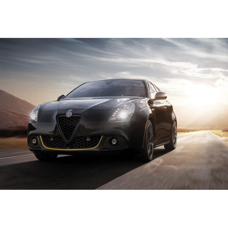 FCAジャパンは2021年2月2日、Cセグメントコンパクト「アルファ・ロメオ・ジュリエッタ」に特別仕様車「Velo...