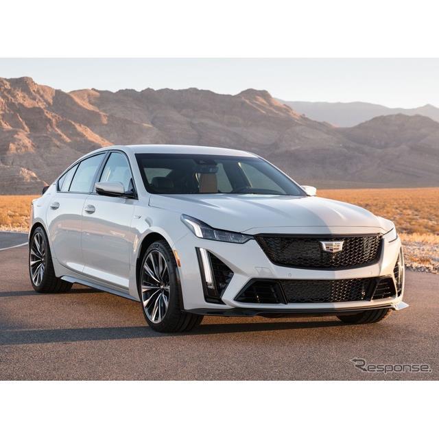 キャデラックは2月1日、『CT5-Vブラックウィング』(Cadillac CT5-V Blackwing)を米国からデジタルワール...