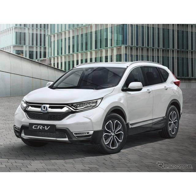 ホンダの欧州部門は2月5日、『CR-V』(Honda CR-V)の2021年モデルを発表した。従来の『CR-V ハイブリッド...