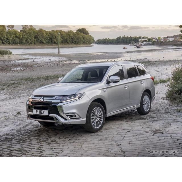 三菱自動車の英国部門は2月10日、『アウトランダーPHEV』(Mitsubishi Outlander PHEV)の2020年の欧州市場...
