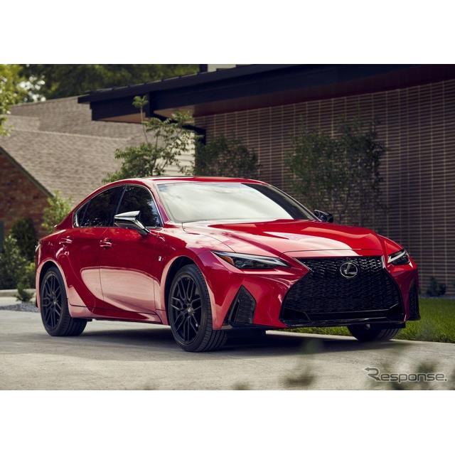 レクサス(Lexus)の米国部門は2月16日、新たな「F SPORT」モデルを間もなく、初公開すると発表した。  F...
