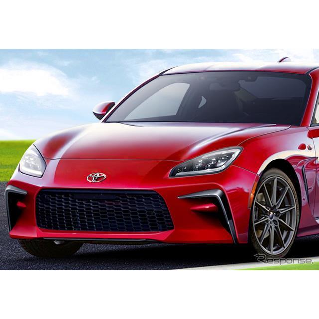 発表が近づくスバルの新型『BRZ』。言わずと知れたトヨタとの共同開発で誕生したFRスポーツだが、兄弟車の...