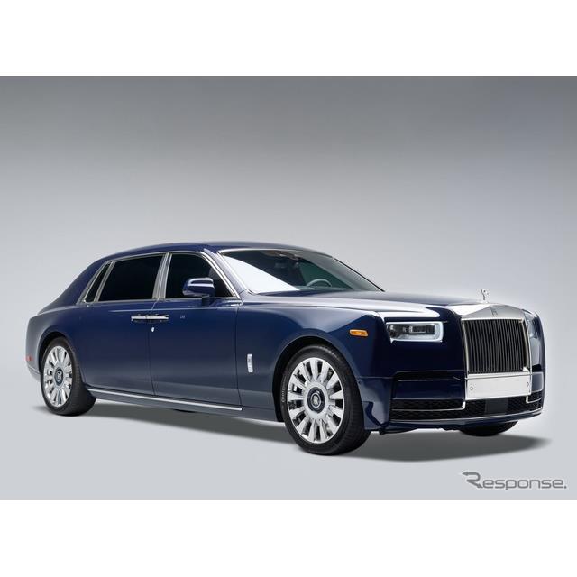 ロールスロイスモーターカーズは2月16日、ロールスロイス『ファントム』(Rolls-Royce Phantom)のワンオフ...