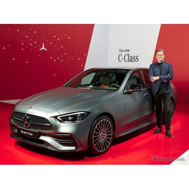 メルセデスベンツは2月23日、新型『Cクラス』(Mercedes-Benz C-Class)をデジタルワールドプレミアした。...