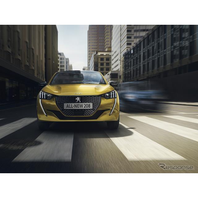 グループPSAジャパンは、2月24日よりプジョーのコンパクトカー『208』および『e-208』の「GTライン」グレー...