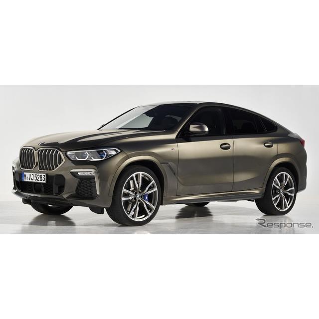 ビー・エム・ダブリュー(BMWジャパン)は2月24日、『X5』、『X6』、『X7』のクリーンディーゼルエンジン搭...