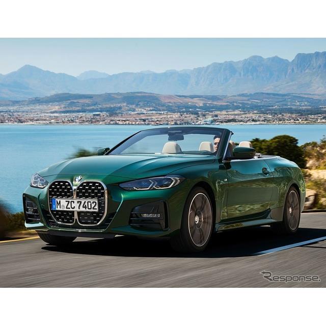 ビー・エム・ダブリュー(BMWジャパン)は2月25日、新型『4シリーズ カブリオレ』の販売を開始した。価格は...