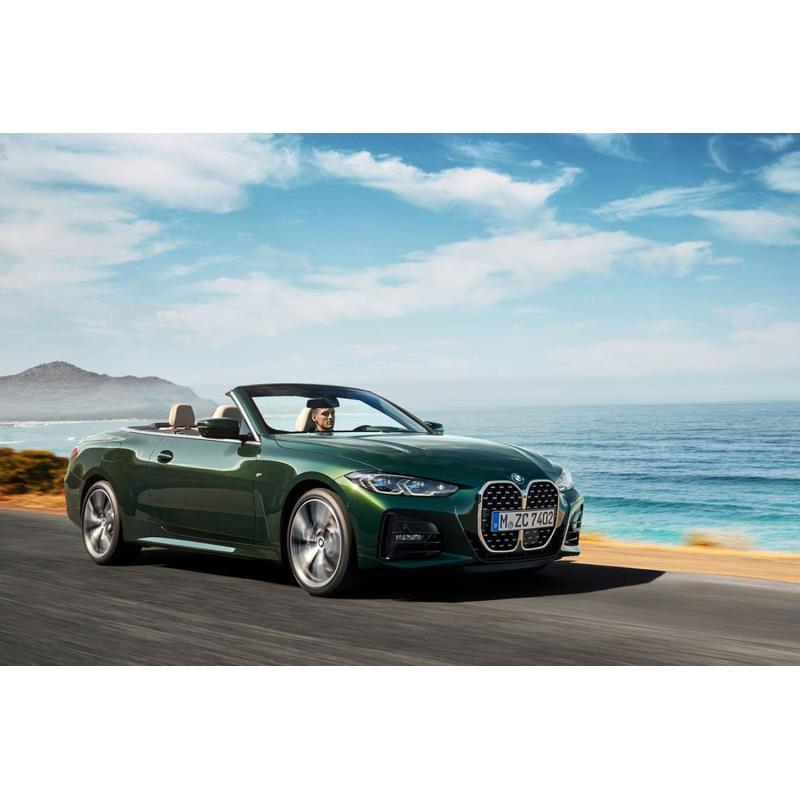 BMWジャパンは2021年2月25日、「4シリーズ カブリオレ」の新型をオンラインで発表。同日、販売を開始した。...