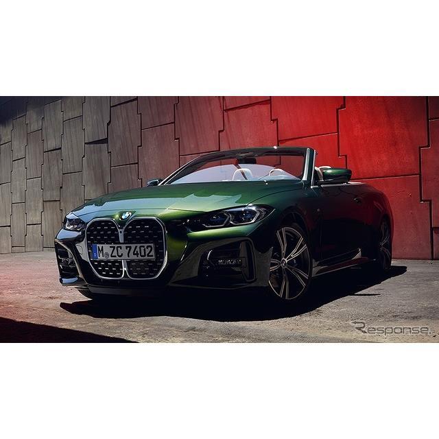 ビー・エム・ダブリュー(BMWジャパン)は、『4シリーズ カブリオレ』をベースとしたMパフォーマンスモデル...