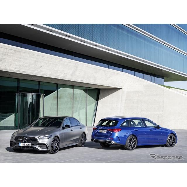 メルセデスベンツは2月23日、新型『Cクラス』(Mercedes-Benz C-Class)に、新世代のプラグインハイブリッ...