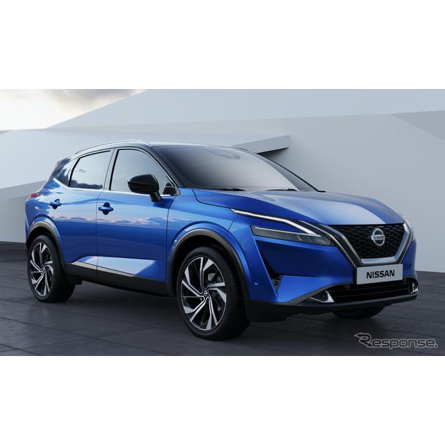 日産自動車は2月18日、クロスオーバーSUVの新型『キャシュカイ』を発表した。3代目になる新型は2021年夏よ...