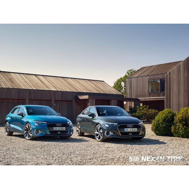 ネクセンタイヤは、アウディ『A3』シリーズ新型の新車(OE)装着用タイヤとして「N'フィラスポーツ(日本未...