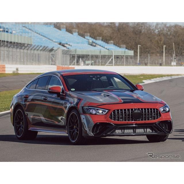 メルセデスベンツの高性能車部門のメルセデスAMGは3月2日、メルセデスAMG『GT 4ドアクーペ』シリーズの新モ...