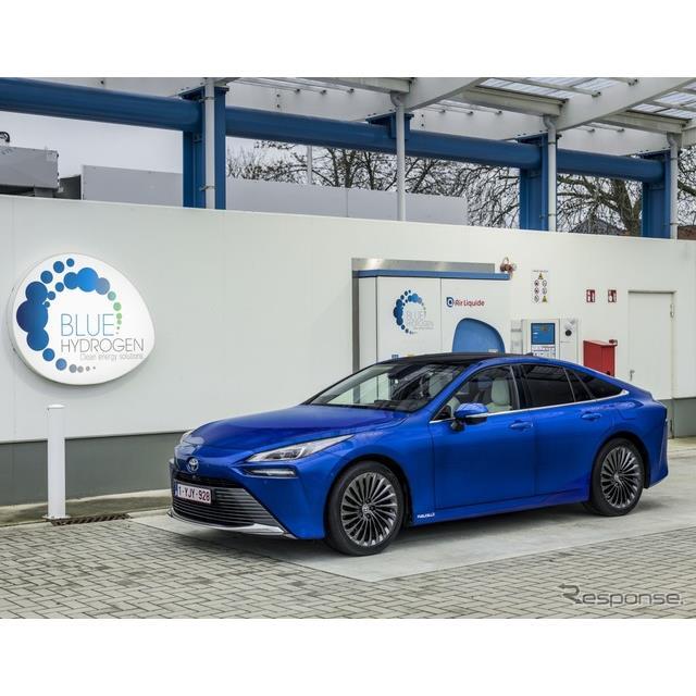 トヨタ自動車(Toyota)の欧州部門は3月3日、燃料電池車の新型『MIRAI』(ミライ)の欧州仕様車を発表した...