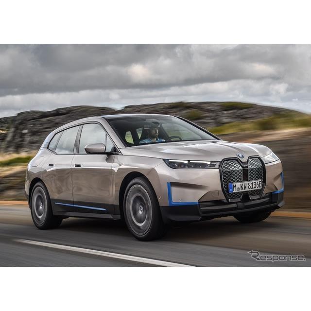 BMWグループ(BMW Group)は3月2日、新型EVの『iX』と『i4』の生産に使用する電力を、100%再生可能エネル...