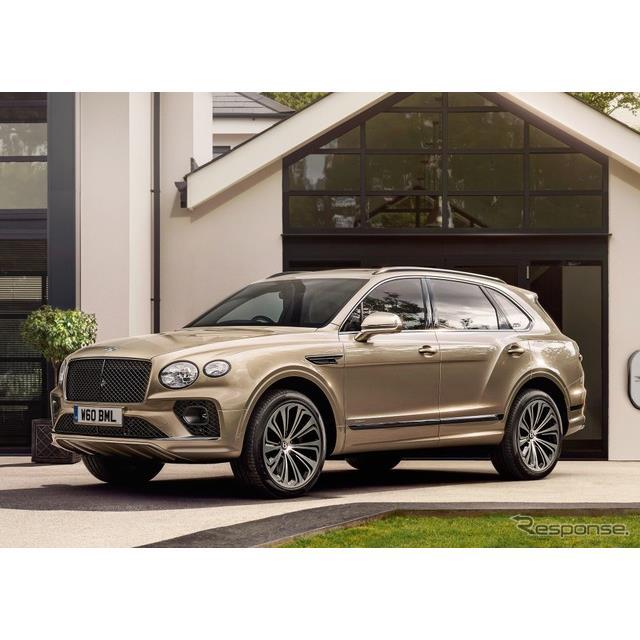 ベントレーは3月4日、SUVの『ベンテイガ』(Bentley Bentayga)に、マリナーによる新しいカスタマイズプロ...