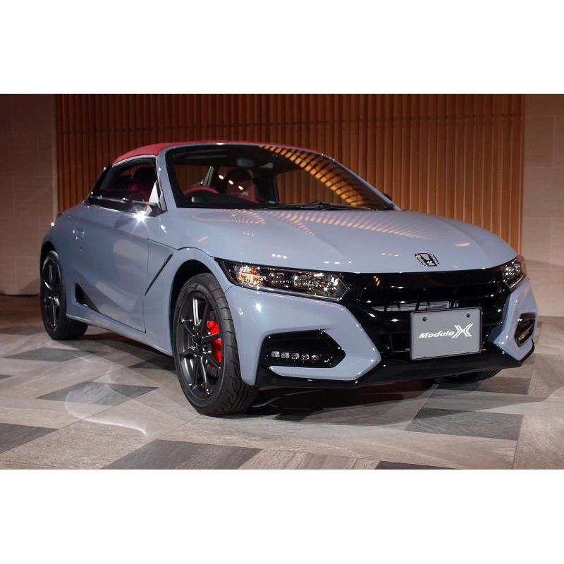 本田技研工業は2021年3月12日、軽スポーツカー「ホンダS660」のコンプリートカー「S660モデューロX バージ...