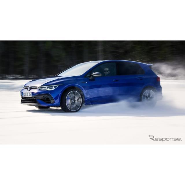 フォルクスワーゲンの米国部門は3月15日、新型『ゴルフR』(Volkswagen Golf R)に、新開発の4WDシステム「...