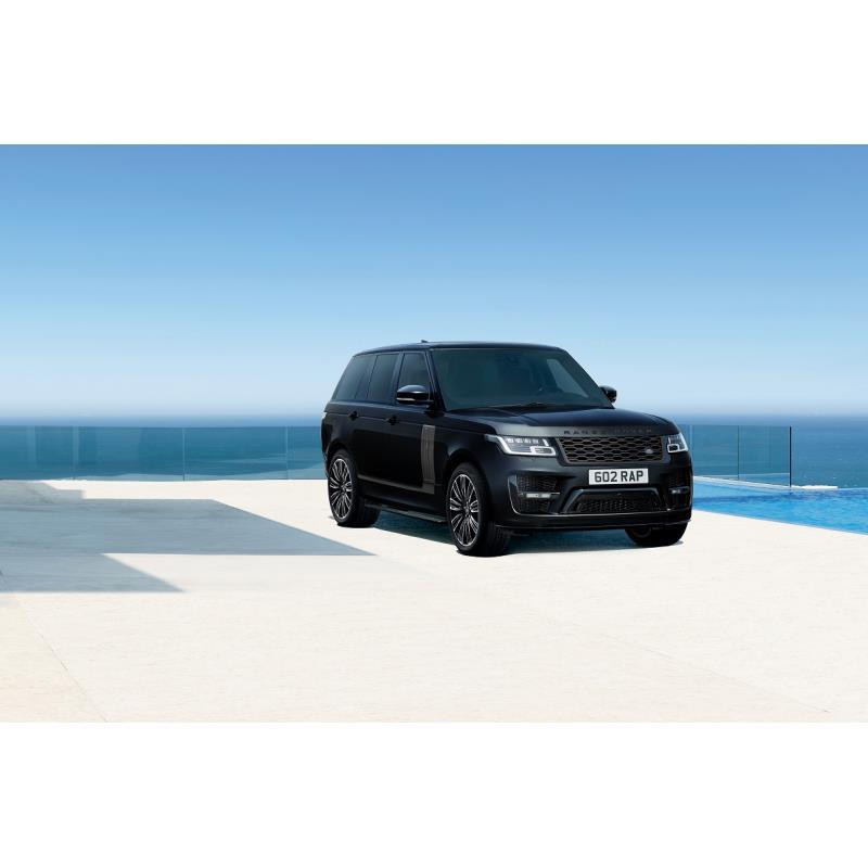 ジャガー・ランドローバー・ジャパンは2021年3月19日、ランドローバーの高級SUV「レンジローバー」に特別仕...