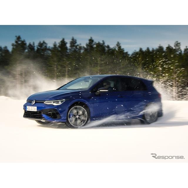フォルクスワーゲンの米国部門は3月22日、新型『ゴルフR』(Volkswagen Golf R)と、新型EVの『ID.4』(Vol...
