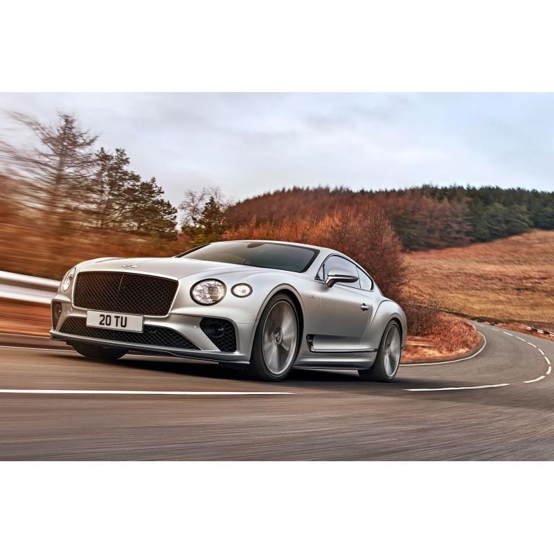 英ベントレーモーターズは2021年3月23日(現地時間)、新型「コンチネンタルGTスピード」を発表した。  ...