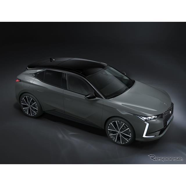 DSは3月23日、新型『DS 4』の発売記念限定車を発表し、オンライン予約受注を欧州で開始した。フランス本国...