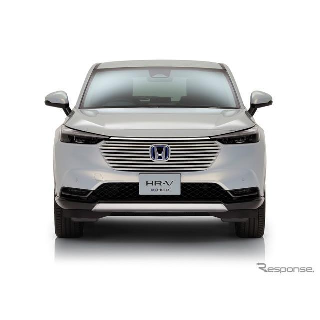 ホンダ(Honda)の欧州部門は3月25日、新型『HR-V』(日本名:『ヴェゼル』に相当)のデザインの詳細を発表...