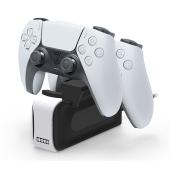 DualSense専用 充電スタンド ダブル for PlayStation 5